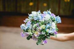 The bride's bouquet Stock Images