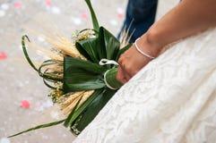 The brides bouquet Stock Photo