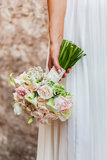 Bride's flowers. Stock Image