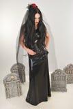 Bride of Satan Stock Image