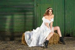 Bride of Sensuality stock photo