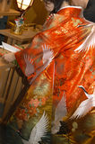 Bride of Shinto Royalty Free Stock Photo