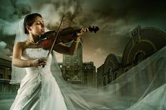 Bride song Stock Photos