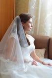 Bride. Royalty Free Stock Image