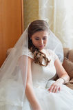 Bride. Royalty Free Stock Image