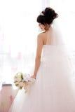 Bride in wedding Stock Image