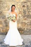 Bride on wedding Royalty Free Stock Photos
