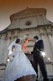 bridegroom невесты Стоковое Изображение RF