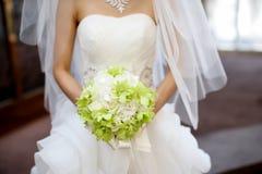 Brides Bouquet stock photos