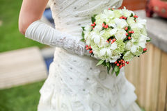 Brides Bouquet Stock Photos