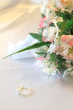 Brides Bouquet Stock Images