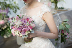 Brides Bouquet Stock Photography