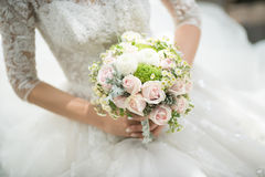 Brides Bouquet Royalty Free Stock Photography