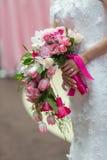 Brides Bouquet Stock Photography