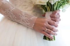 Brides Bouquet Stock Photo