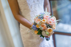 Brides Bouquet Stock Image