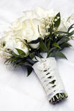 Brides bouquet, rose, flowers Stock Photo