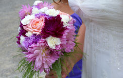 Brides Bouquets Royalty Free Stock Photography