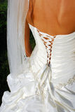 Brides Dress Stock Images