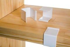 Brides en bois de meubles photographie stock libre de droits