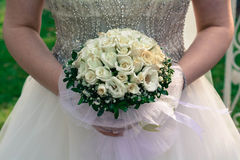 Brides Flower Royalty Free Stock Images