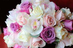 Brides Flowers Royalty Free Stock Image