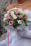 Brides flowers Stock Image