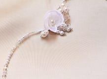 Brides jewelry Royalty Free Stock Photos