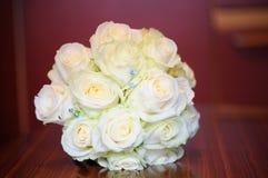 Brides roses Royalty Free Stock Photo