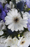 Brides wedding bouquet of flowers Stock Photography