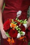 bridesmaid вспомогательного оборудования Стоковые Изображения