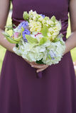 Bridesmaid Stock Photo
