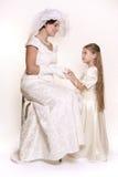 Bridesmaid Royalty Free Stock Image