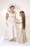 Bridesmaid Royalty Free Stock Photos