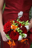 Bridesmaid accessories Stock Images