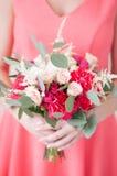 Bridesmaid bouquet Royalty Free Stock Photo