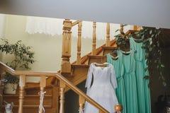 Bridesmaid dress Stock Photo