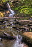 Bridesmaid Falls at Bushkill Royalty Free Stock Images