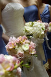 bridesmaids невесты стоковые фото