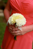 Bridesmaids bouquet. Stock Images
