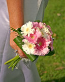 Bridesmaid's bouquet Stock Photography