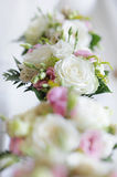 Bridesmaids bouquets Stock Image