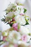 Bridesmaids bouquets stock image