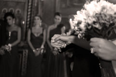 Bridesmaids Royalty Free Stock Photo