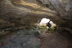 Bridestones - North Yorkshire - l'Inghilterra Fotografia Stock Libera da Diritti
