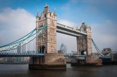 bridge1 πύργος Λονδίνο UK Στοκ Εικόνα