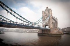 bridge1 πύργος Λονδίνο UK Στοκ φωτογραφία με δικαίωμα ελεύθερης χρήσης