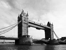 bridge1 πύργος Στοκ Εικόνες