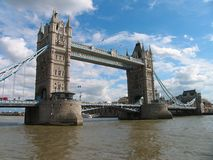 bridge1 πύργος στοκ εικόνα με δικαίωμα ελεύθερης χρήσης