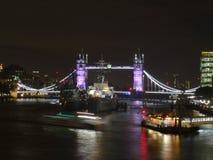 bridge1 πύργος στοκ εικόνα